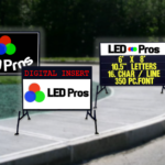 Tips To Consider When Designing Your Signboard