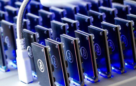 Get a Bitcoin Mining Hardware